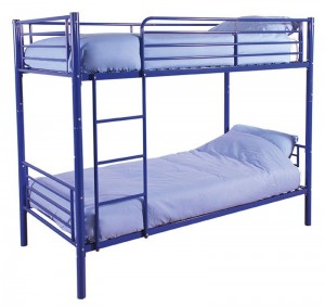 Flora Blue Bunk Bed