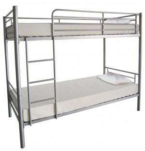 Flora Silver Bunk Bed