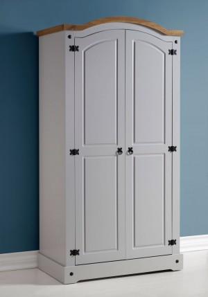 Corona Grey 2 Door Robe