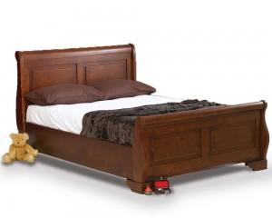 Jacques Mahogany Kingsize Bed Frame