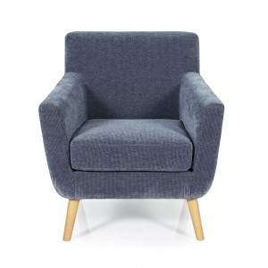Blue Kelso Occasional Chair