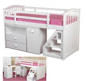 Kipling White Sleep Station
