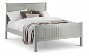 Magna Dove Grey Bed Frame