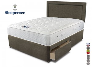 Sleepeezee Memory Comfort Divan Bed