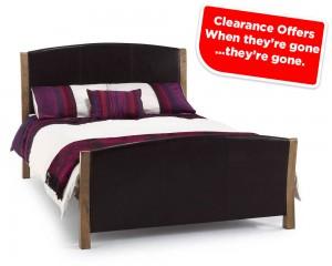Milano Kingsize Bed Frame Sale Price