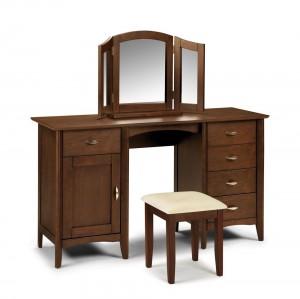 Minuet Dressing Table, Stool & Mirror