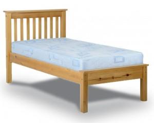 Monty Low Foot Single Bed Frame