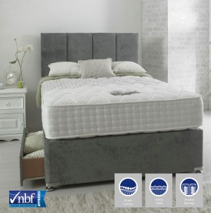 Nimbus 1000 Luxury Divan Bed