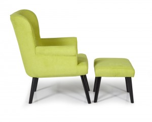 Lime Green Oban Occasional Chair