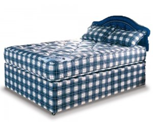 Olympic Kingsize 2 Drawer Divan Bed