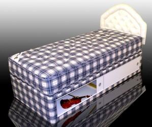 Olympic Single Slidestore Divan Bed