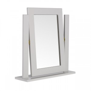 Cashmere Grey High Gloss Mirror