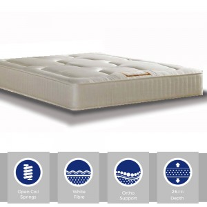 Onyx Luxury Super Kingsize Mattress