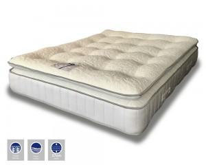 Ultimate Pocket Pillow Top Mattress