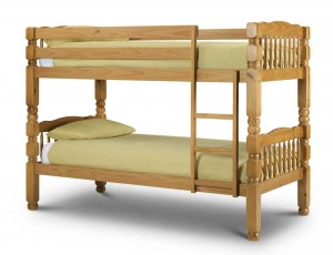 Pine Chunky Bunk Bed