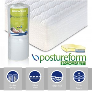 Postureform Pocket 1000  Mattress
