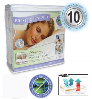 Protect a Bed Three Quarter Mattress Protector
