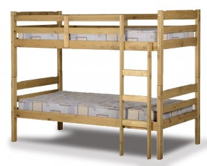 Ranch Style Bunk Bed