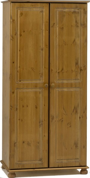 Richmond Pine 2 Door Robe