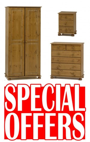 Richmond Pine Trio Special Offer