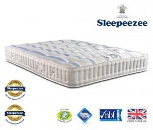 Sleepeezee Naturelle 1200 Super Kingsize Mattress