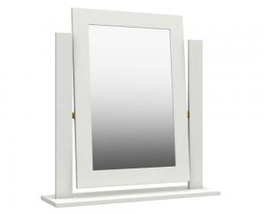 Alpine White Gloss Mirror