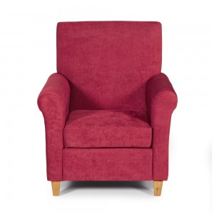 Red Thurso Occasional Chair