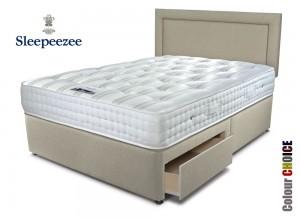 Sleepeezee Ultrafirm 1600 Divan Bed