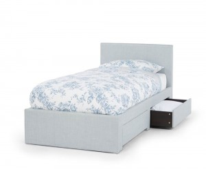 Cube Storage Bed Frame