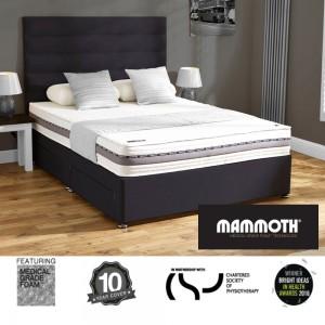 Mammoth Performance 240 Divan Bed