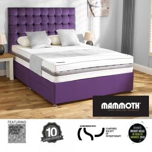 Mammoth SuperSoft 270 Divan Bed