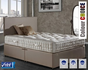 Natural Touch 1000 Deluxe Divan Set