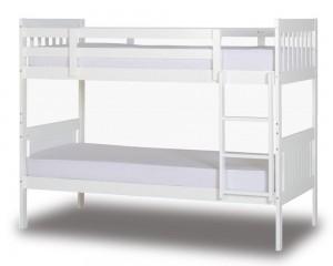 Kensington White Bunk Bed