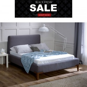 Black Friday Media Bed Frame