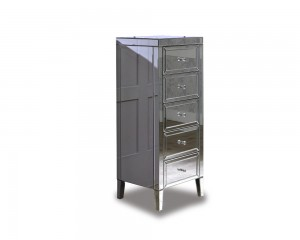 Valencia Plus 5 Drawer Narrow Chest