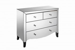 Valencia 2+2 Drawer Chest
