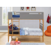 Islington Grey Bunk Bed