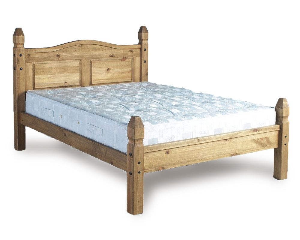 mexican princess double bed frame