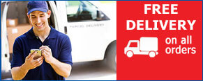 Free delivery on all orders from The Bed Warehouse Direct